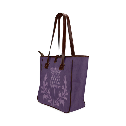 Purple Thistle - Classic Tote Bag | HOT SALE