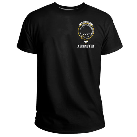 Abernethy Crest T-Shirt (Women's/Men's) A7