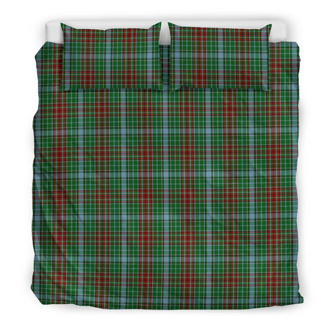 Image of Gayre tartan bedding, Gayre tartan duvet covers, Gayre plaid king bed, bedding sets queen, twin bedding sets