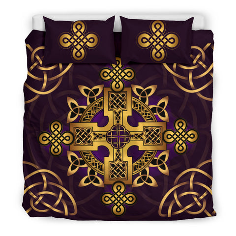 Image of Celtic Bedding Set - Scotland Duvet Cover