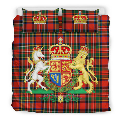 Image of Scottish Royal Stewart - Scotland Bedding Set | Hot sale