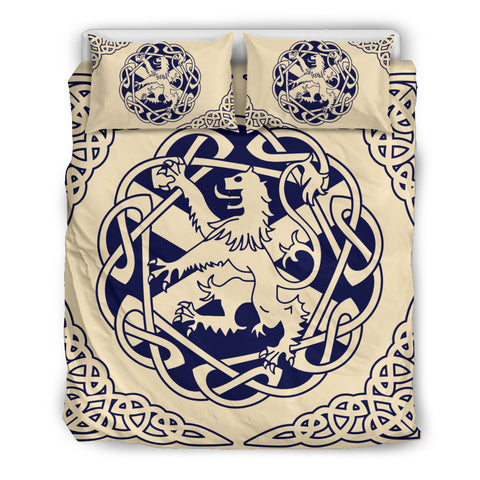 Image of Lion Luxury - Scottish Bedding Set | Hot Sale