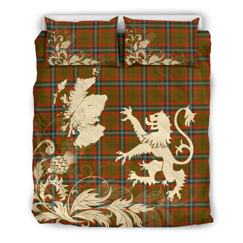 Seton Hunting Modern Bedding Set