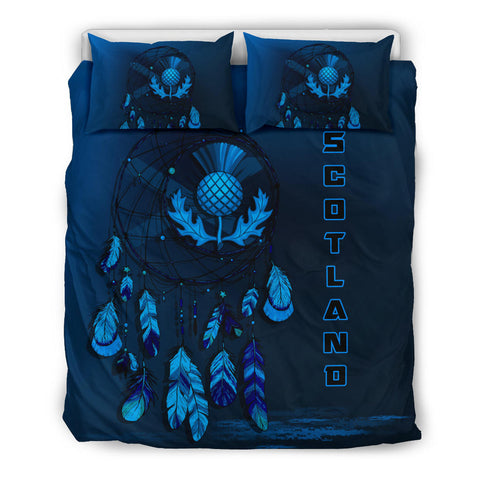 Scotland Thistle Dreamcatcher Bedding Set | Bedroom Decor | Love Scotland