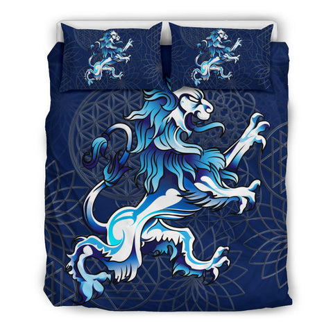 Rampant Lion - Scotland Bedding Set | Bedroom Decor | Love Scotland