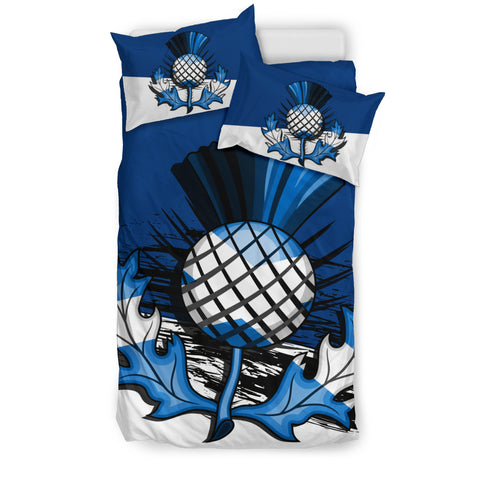 Scottish Bedding Set - Thistle Special Version