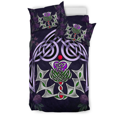 Scotland Bedding Set - Thistle Celtic Special A24