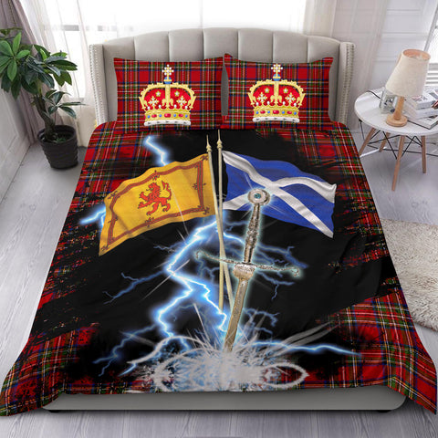 Image of Scotland Bedding Set, Honours Of Scotland | Love Scotland