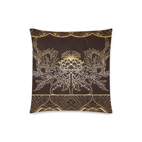 Thistle Pattern - Pillow Covers | Special Custom Design