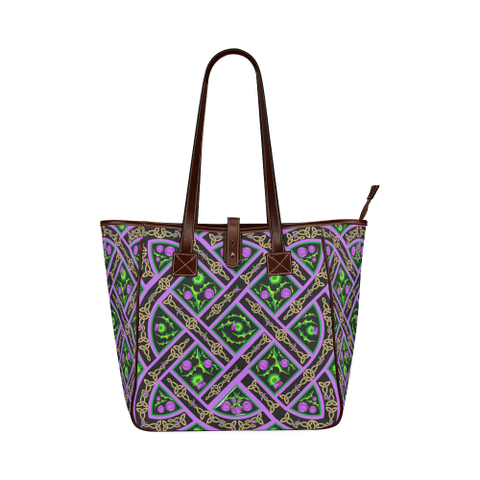 Thistle Pattern 03 - Classic Tote Bag | HOT SALE