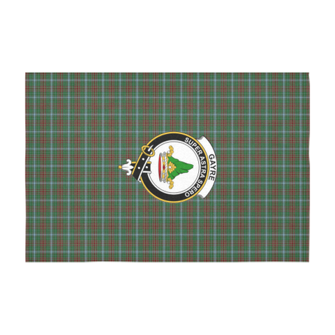 Image of Gayre Crest Tartan Tablecloth | Home Decor