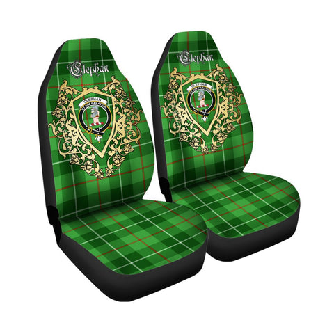 Clephan Clan Car Seat Cover Royal Sheild