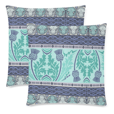 Thistle Vintage - Scotland Pillow Covers | Special Custom Design