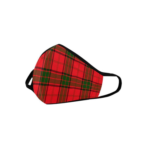Adair Tartan Mouth Mask With Filter | 1stScotland