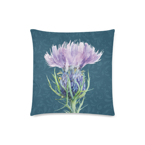 Thistle - Pillow Cushions Cover | Special Custom Design