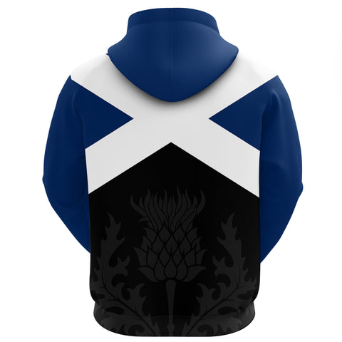 1stScotland Hoodie Thistle X - Scotland A65