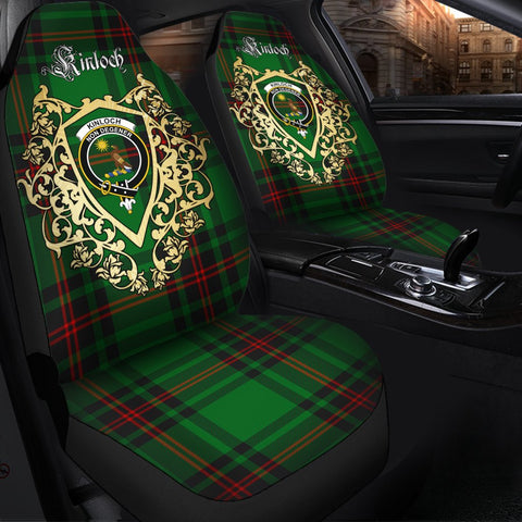 Image of Kinloch Clan Car Seat Cover Royal Sheild