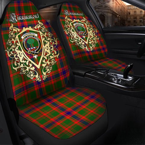 Kinninmont Clan Car Seat Cover Royal Sheild