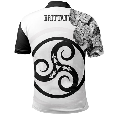 Image of Brittany Hortensia Special Polo Shirt | Women & Men | Clothing
