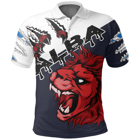 Scottish Lion Polo Shirt A02