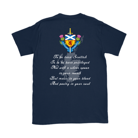 Auchinleck or Affleck Scottish Proverb T-shirt and Hoodie | Scotland Clothing | Hot Sale