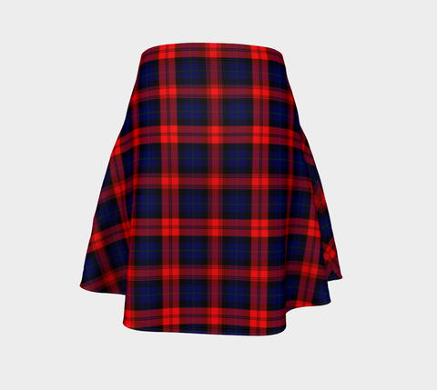 Tartan Flared Skirt - MacLachlan Modern |Over 500 Tartans | Special Custom Design | Love Scotland
