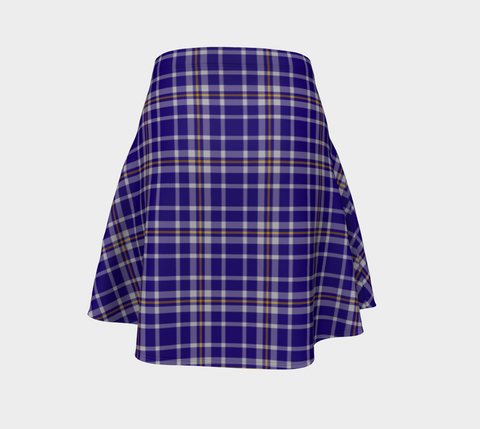 Tartan Flared Skirt - Ochterlony |Over 500 Tartans | Special Custom Design | Love Scotland