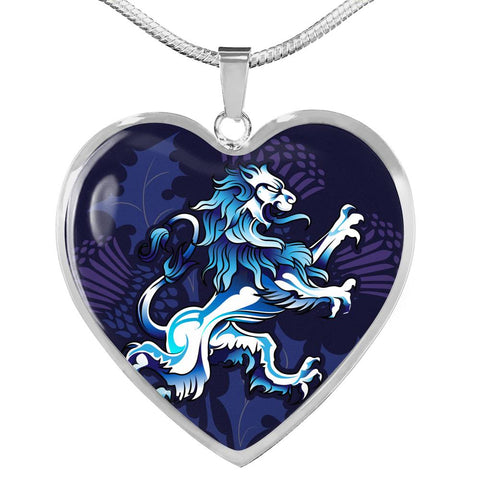 Rampant Lion - Scotland Necklace | Accessories | Love Scotland