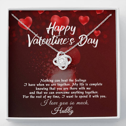 1stScotland Gift Happy Valentine's Day Necklace