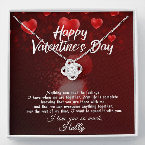 1stScotland Happy Valentine's Day Necklace Gift