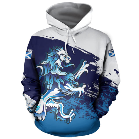 Rampant Lion - Scotland Pullover Hoodie | Clothing | Love Scotland