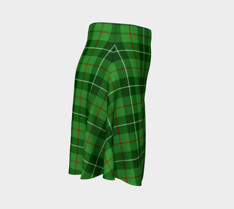 Tartan Flared Skirt - Galloway District |Over 500 Tartans | Special Custom Design | Love Scotland