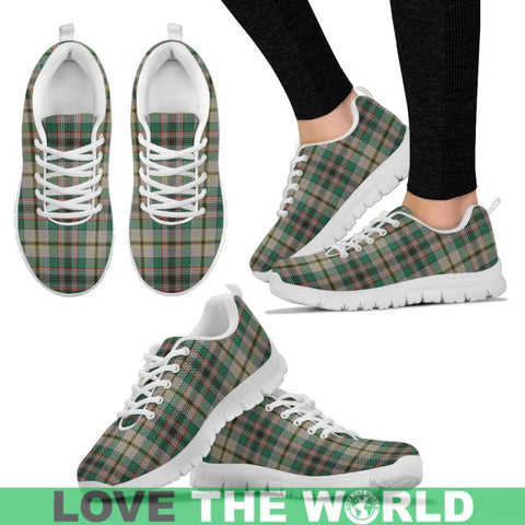 Craig Ancient Tartan Sneakers - Bn Mens Sneakers White 1 / Us5 (Eu38)