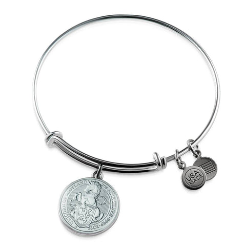 The Unicorn Of Scotland Coin Bangle | Special Custom Design