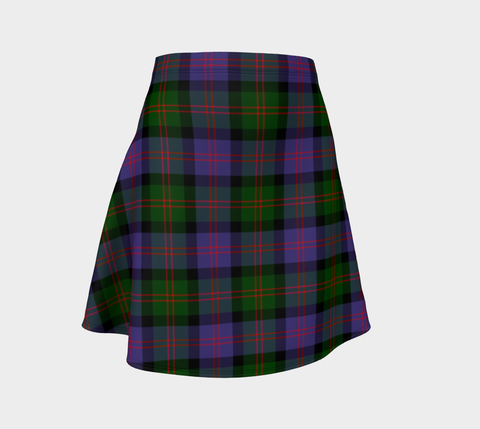 Tartan Skirt, Blair Modern Scottish Flared Skirt A9