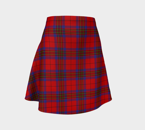 Tartan Flared Skirt - Leslie Modern |Over 500 Tartans | Special Custom Design | Love Scotland