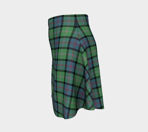 Tartan Flared Skirt - MacThomas Ancient |Over 500 Tartans | Special Custom Design | Love Scotland