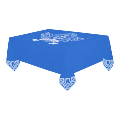 Thistle Flag - Scotland Tablecloth | Special Custom Design