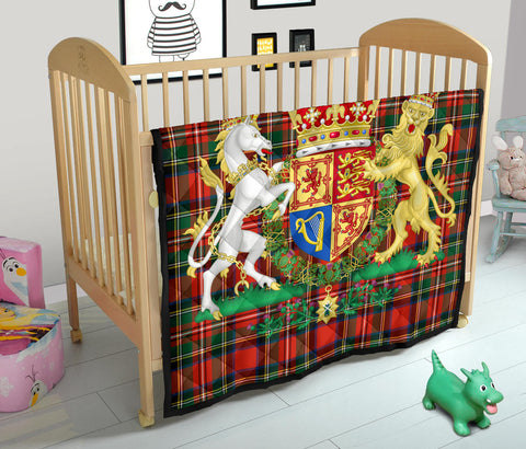 Image of Scotland Royal Premium Quilt
