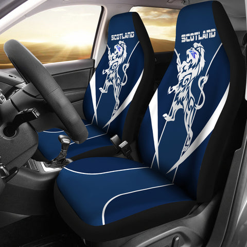 Scotland Active Car Seat Covers