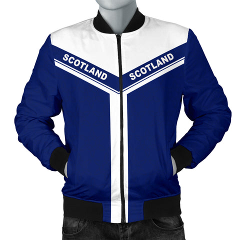 Scotland Spirit Men's Bomber Jacket | Men & Women | Clothing