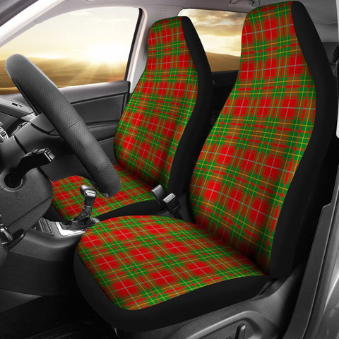 Tartan Car Seat Cover, Burnett Ancient Car Seat Covers Scottish Car Seat Cover A9