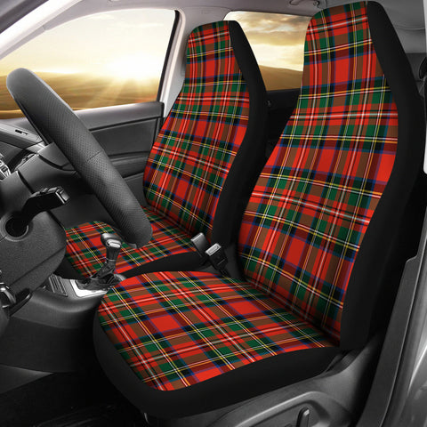 Tartan Car Seat Covers |Hot Sale| 1stscotland