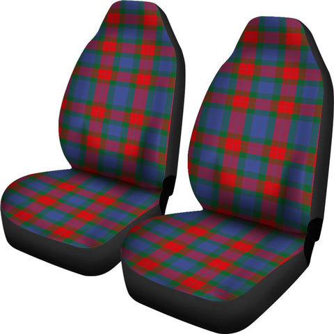 Mar Tartan Car Seat Covers