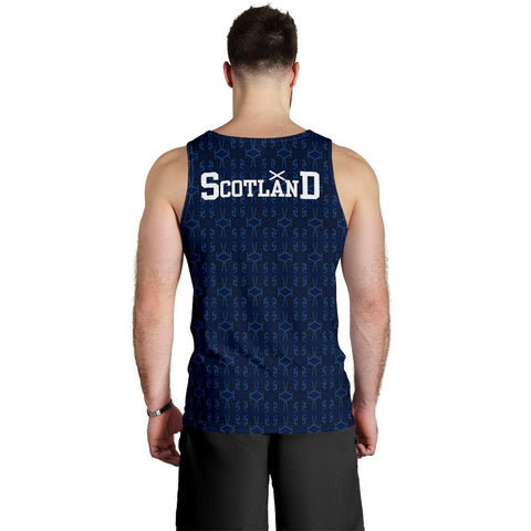 1stScotland Home Tank Top - 1991 Style A7