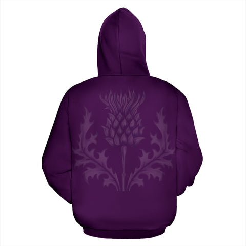 Image of Scotland Thistle Pullover Hoodie | Love Scotland