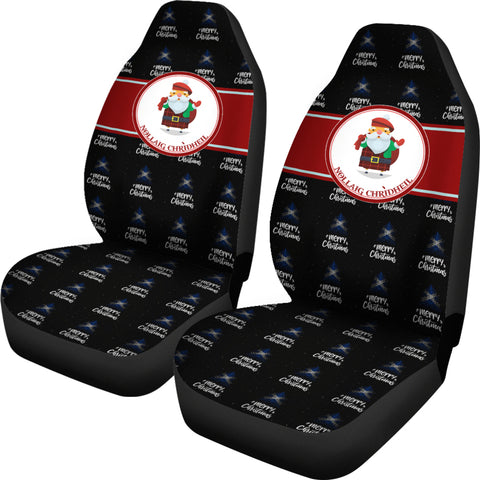 Image of Nollaig Chridheil - Car Seat Covers | Special Custom Design