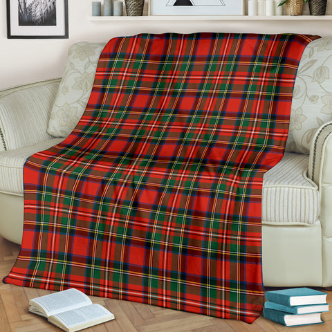 Image of Tartan Premium Blanket |Hot Sale| 1stscotland
