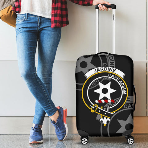 Jardine Crest Scotland Luggage Covers | Overs 300 clans