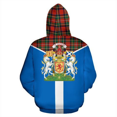Neo Scotland Pullover Hoodie | Men & Women | Clothing
